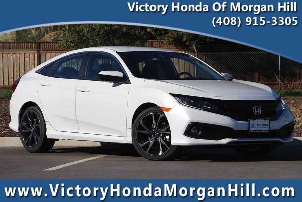 2019 Honda Civic in Morgan Hill, CA