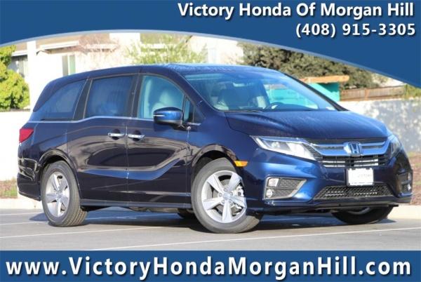 2019 Honda Odyssey in Morgan Hill, CA