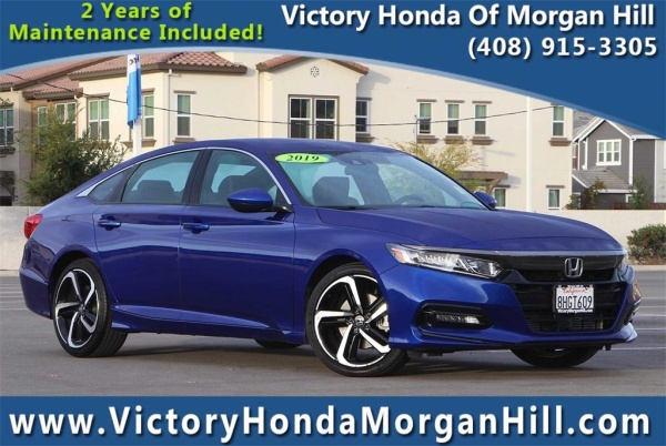 2019 Honda Accord in Morgan Hill, CA