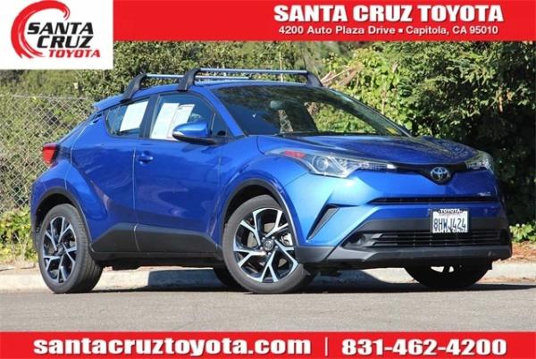 2018 Toyota C-HR in Capitola, CA