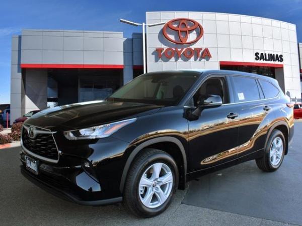 2020 Toyota Highlander in Salinas, CA