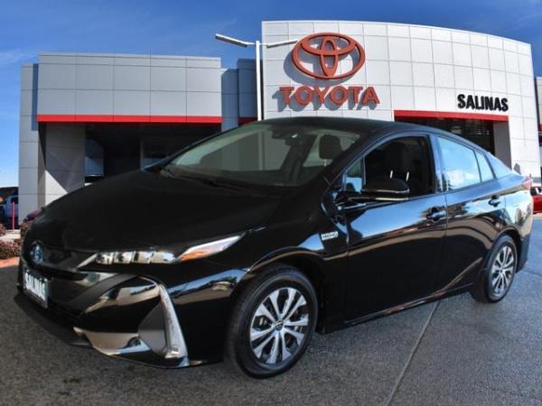2020 Toyota Prius Prime in Salinas, CA