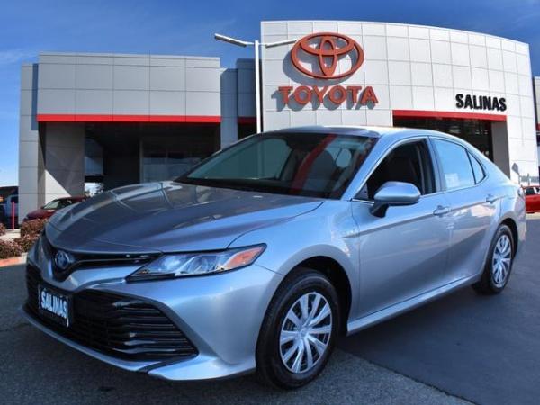 2020 Toyota Camry in Salinas, CA