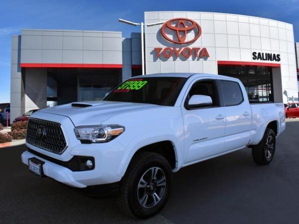 2019 Toyota Tacoma in Salinas, CA
