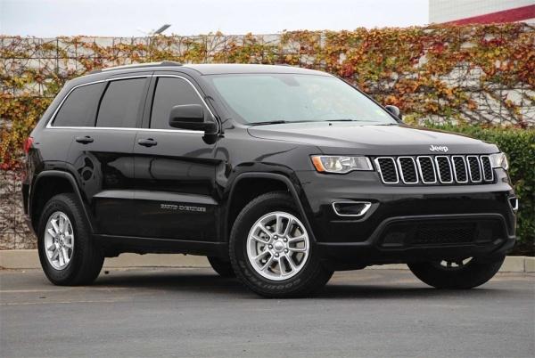 2018 Jeep Grand Cherokee in Salinas, CA