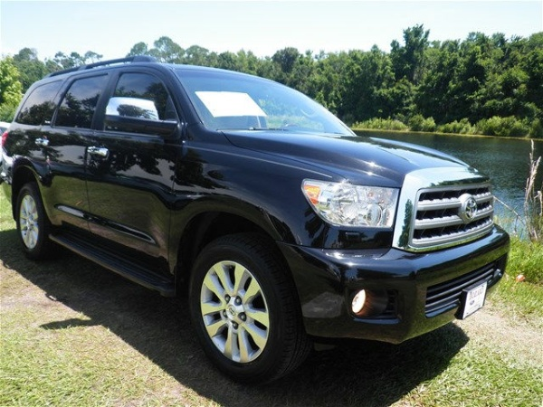 Used Toyota Sequoia For Sale In Jacksonville Fl U S