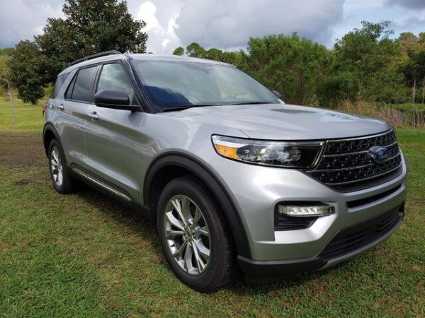 2020 Ford Explorer in Saint Augustine, FL