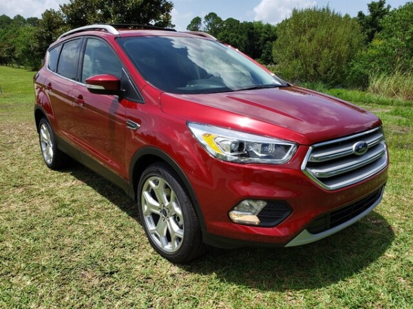 2019 Ford Escape in Saint Augustine, FL