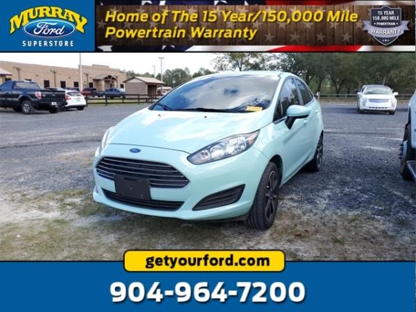 2018 Ford Fiesta in Starke, FL