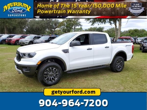 Murray Ford Starke Fl >> 2019 Ford Ranger Xlt For Sale In Starke Fl Truecar