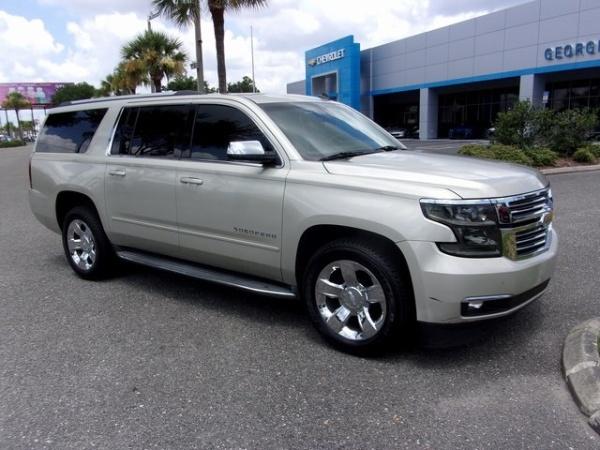 2015 Chevrolet Suburban 1500