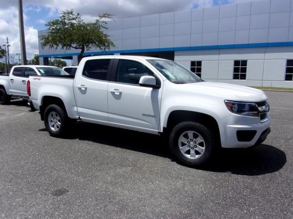 2019 Chevrolet Colorado in Jacksonville, FL
