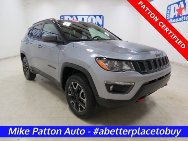 2019 Jeep Compass in La Grange, GA