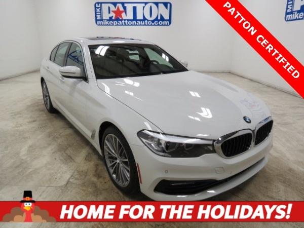 2018 BMW 5 Series in La Grange, GA