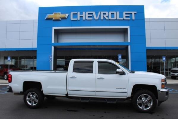 2016 Chevrolet Silverado 2500HD in Forsyth, GA