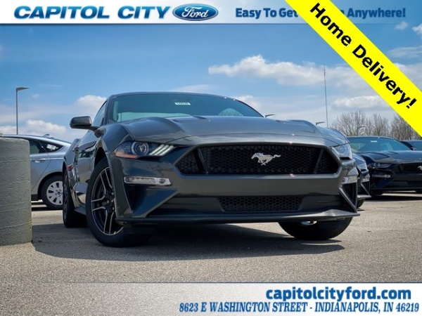 2020 Ford Mustang in Indianapolis, IN