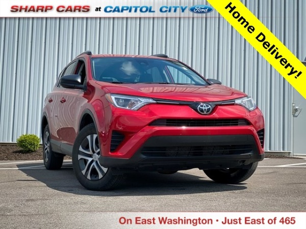 2017 Toyota RAV4 in Indianapolis, IN