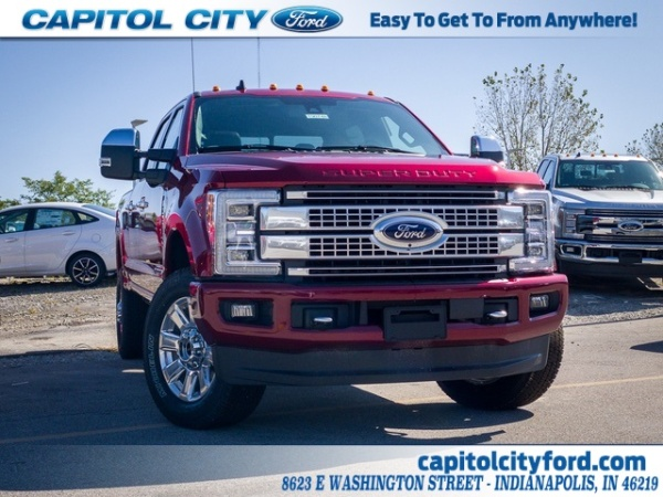2019 Ford Super Duty F-350 in Indianapolis, IN