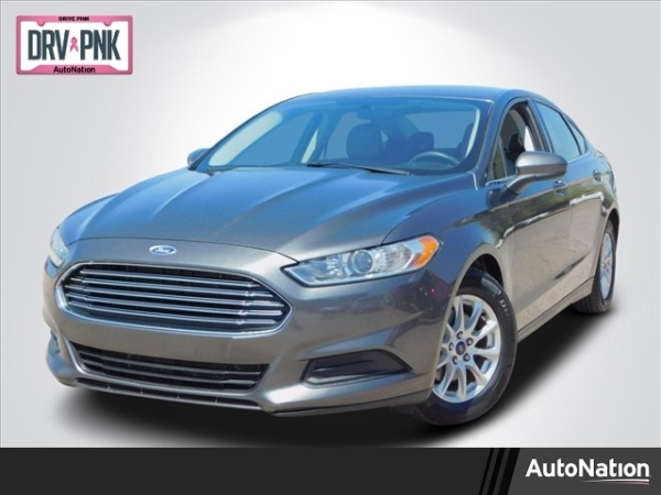 2015 Ford Fusion in Scottsdale, AZ