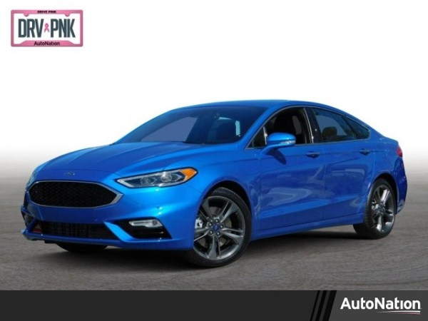 2019 Ford Fusion Sport