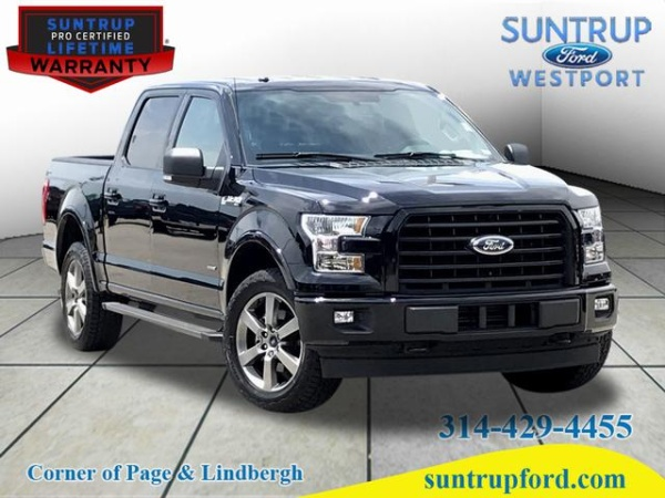 2017 Ford F-150 in St. Louis, MO