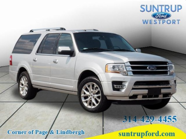 2015 Ford Expedition in St. Louis, MO