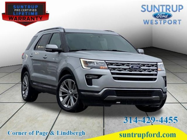 2019 Ford Explorer in St. Louis, MO