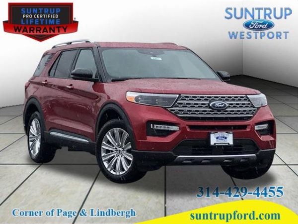 2020 Ford Explorer in St. Louis, MO