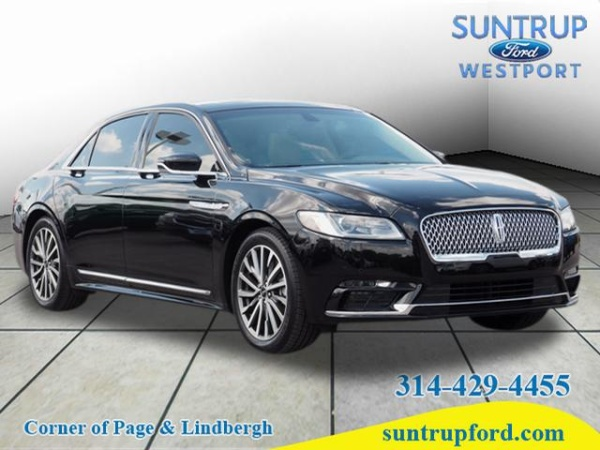 2017 Lincoln Continental in St. Louis, MO