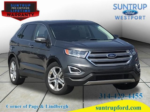 2018 Ford Edge in St. Louis, MO