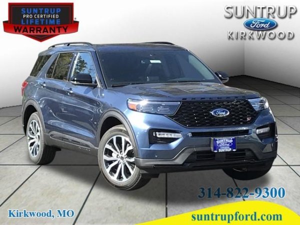 2020 Ford Explorer in Kirkwood, MO