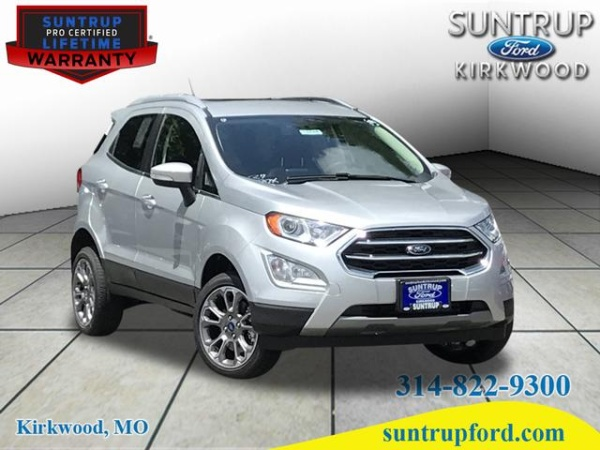 2019 Ford EcoSport in Kirkwood, MO