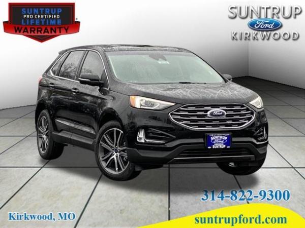 2020 Ford Edge in Kirkwood, MO