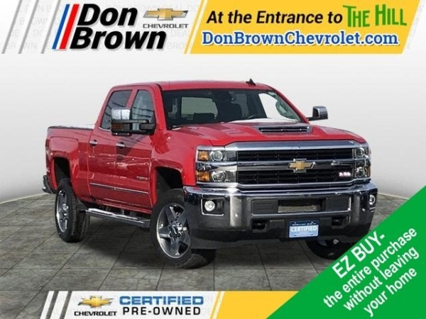 2017 Chevrolet Silverado 2500HD in St. Louis, MO