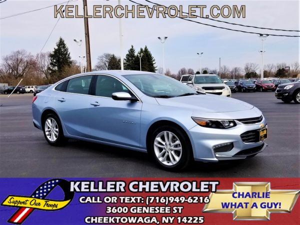 2017 Chevrolet Malibu in Cheektowaga, NY