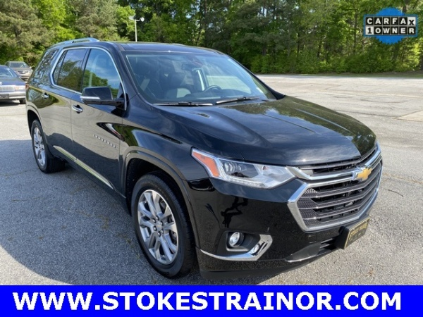 2019 Chevrolet Traverse in Newberry, SC
