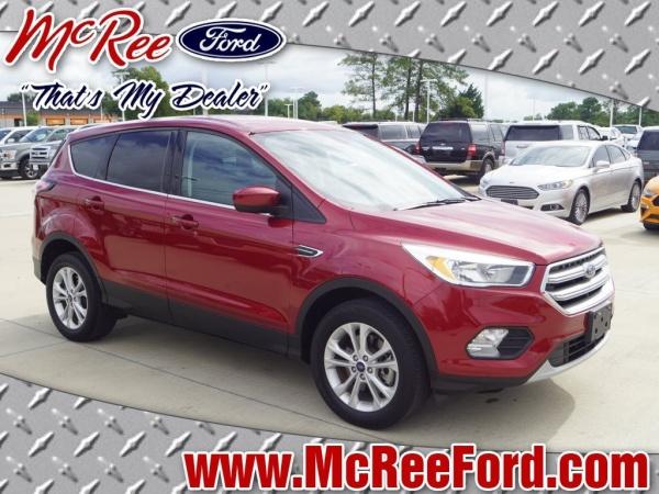 2017 Ford Escape in Dickinson, TX
