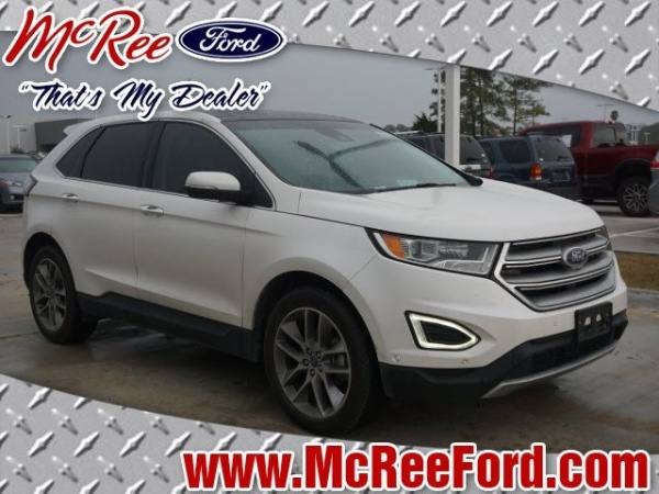 2015 Ford Edge in Dickinson, TX
