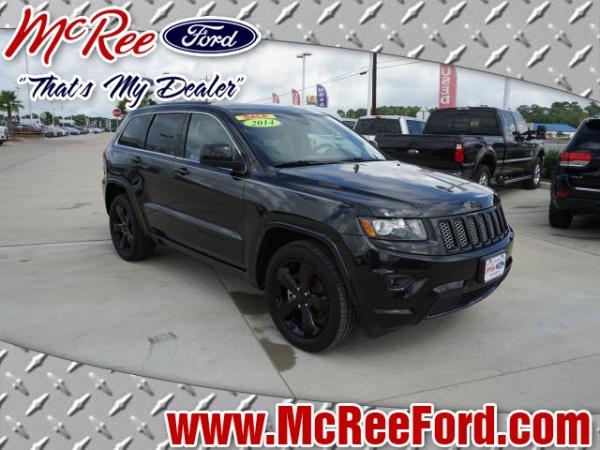 2014 Jeep Grand Cherokee Altitude RWD