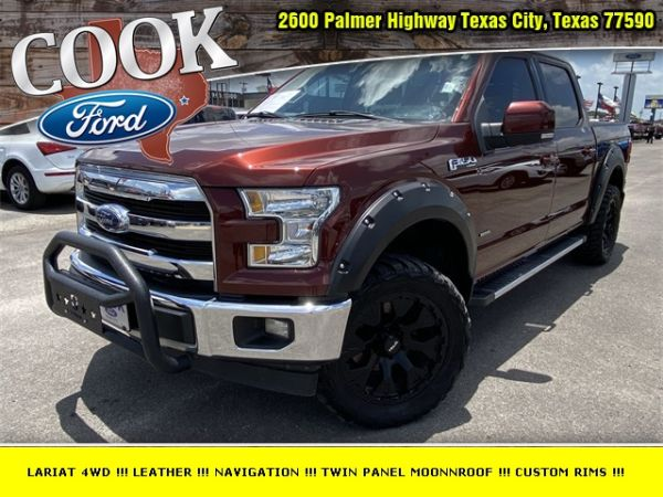 2015 Ford F-150 in Texas City, TX