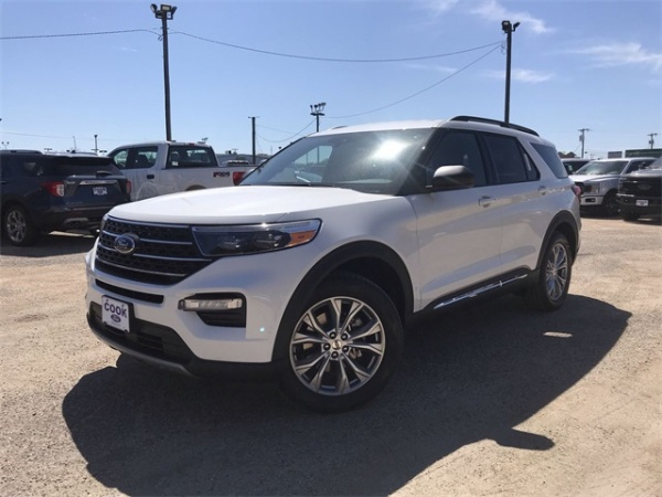 2020 Ford Explorer in Texas City, TX