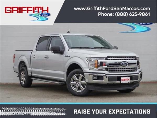 2019 Ford F-150 in San Marcos, TX
