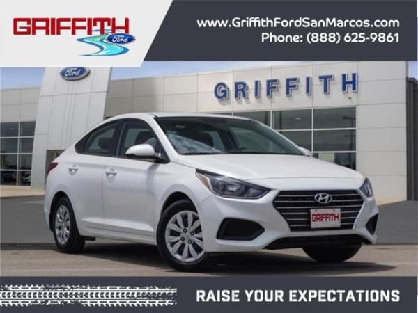 2019 Hyundai Accent in San Marcos, TX