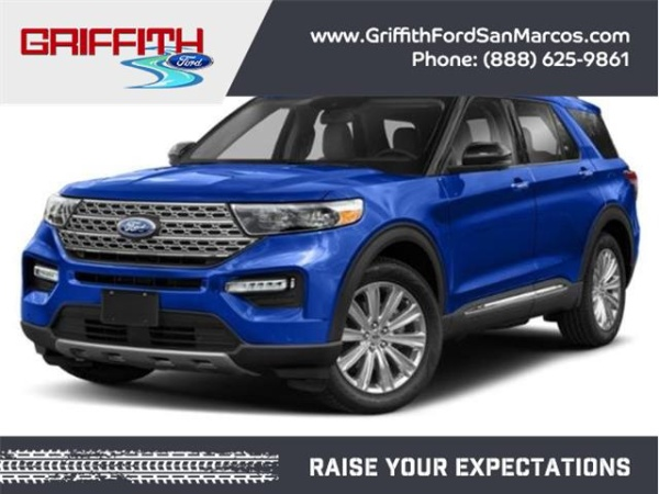 2020 Ford Explorer in San Marcos, TX