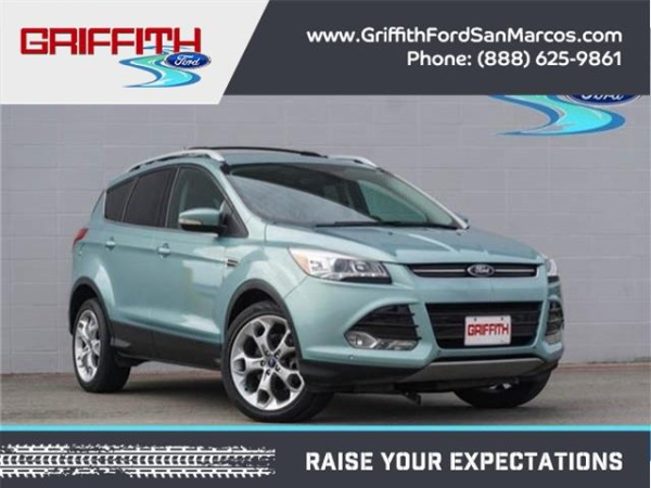 Ford San Marcos >> 2013 Ford Escape Titanium 4wd For Sale In San Marcos Tx