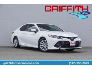 Used 2018 Toyota Camry LE I4 Automatic For Sale In San Marcos, TX