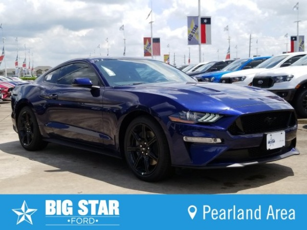 2019 Ford Mustang in Manvel, TX