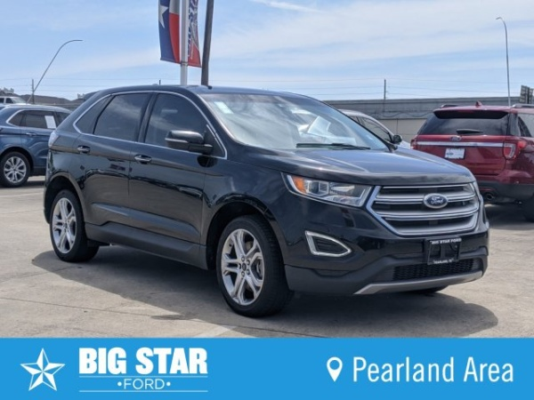 2017 Ford Edge in Manvel, TX