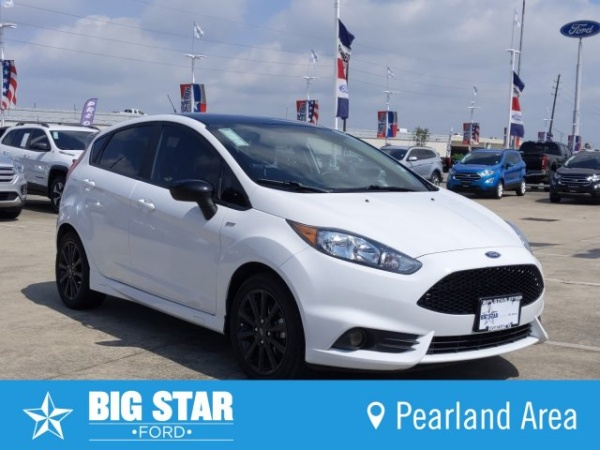 2019 Ford Fiesta in Manvel, TX
