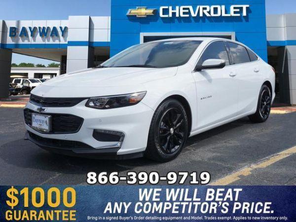 2018 Chevrolet Malibu in Pearland, TX